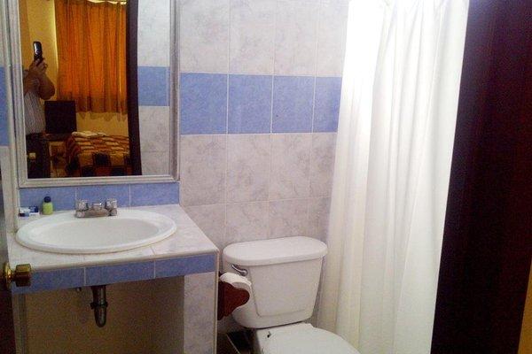 Hotel El Roble - фото 16
