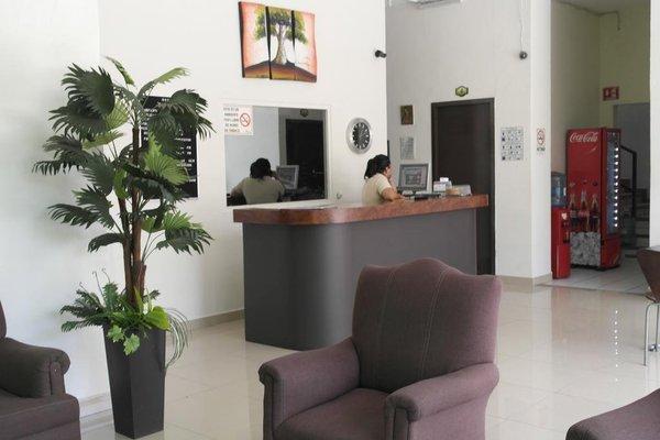 Hotel El Roble - фото 19