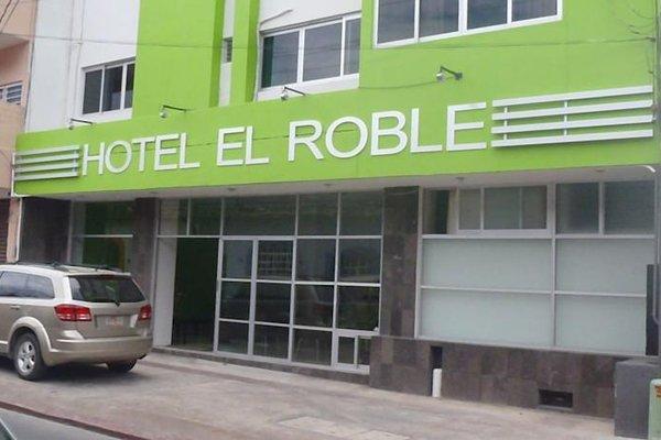Hotel El Roble - фото 20