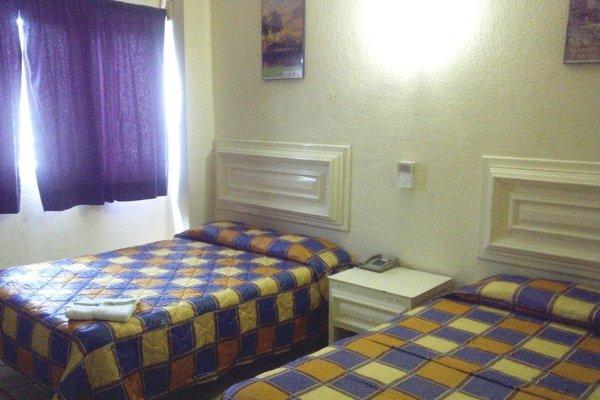 Hotel El Roble - фото 4