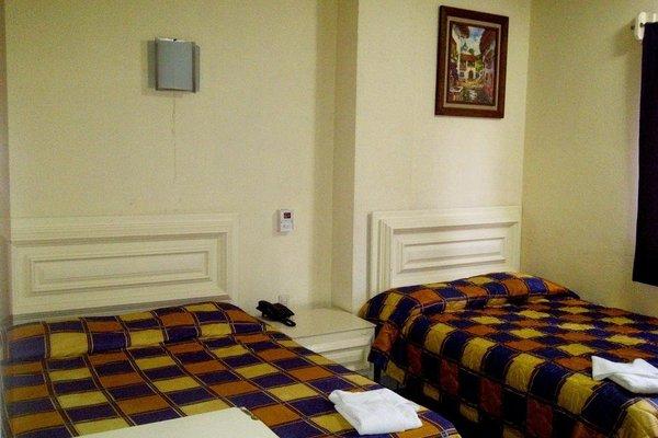 Hotel El Roble - фото 8