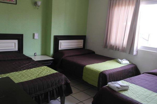 Hotel El Roble - фото 9
