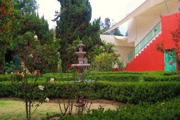 Hotel Quinta San Clemente - фото 12