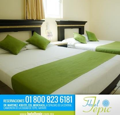 Hotel Tepic - фото 8