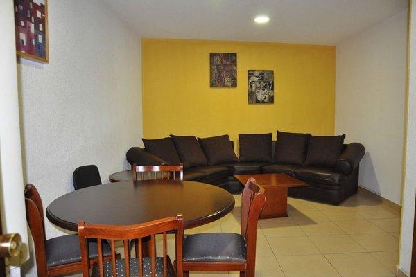 Hotel Santa Lucia del Bosque - фото 5