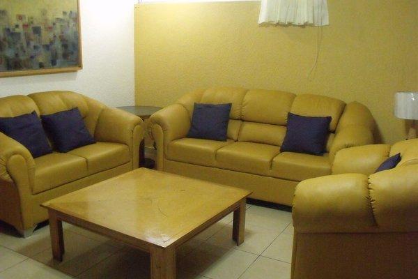 Hotel Santa Lucia del Bosque - фото 7