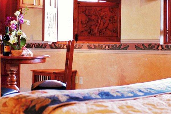 Гостиница «& Spa Hacienda Tres Vidas», Bernal