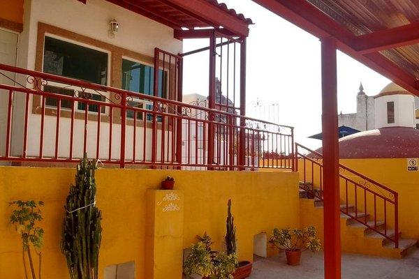 Itza Hostal - фото 11