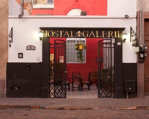 Hostal Galerie - фото 19