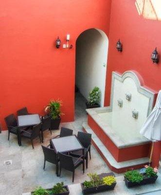 Hotel San Xavier - фото 14