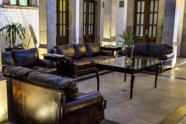 Hotel San Xavier - фото 5