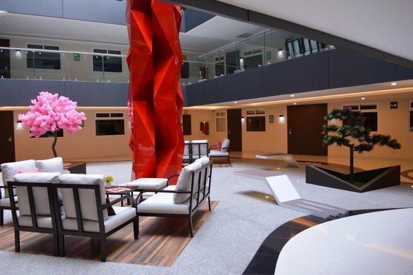 Hotel Plaza Poblana - фото 21