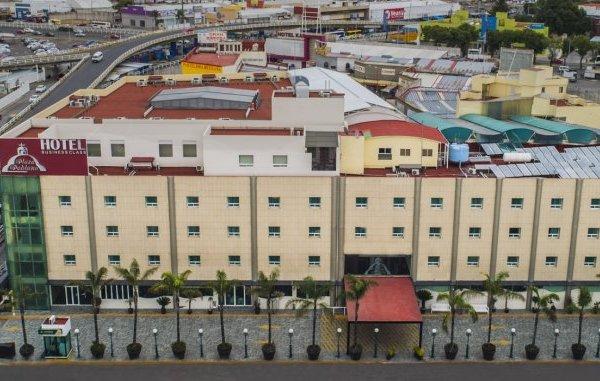 Hotel Plaza Poblana - фото 22