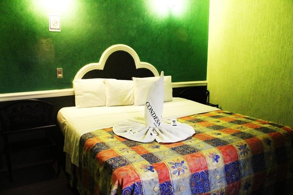 Hotel Condesa Americana Puebla - фото 50