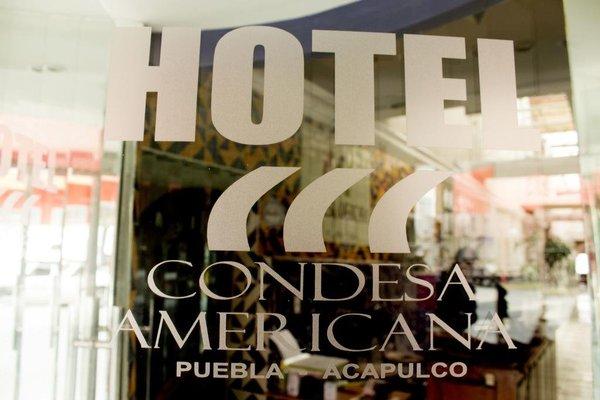 Hotel Condesa Americana Puebla - фото 13