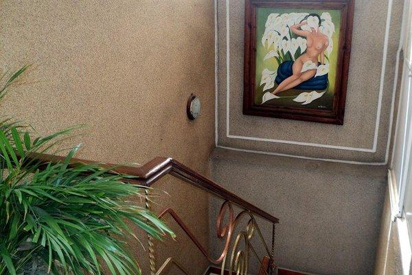 Hotel Condesa Americana Puebla - фото 18