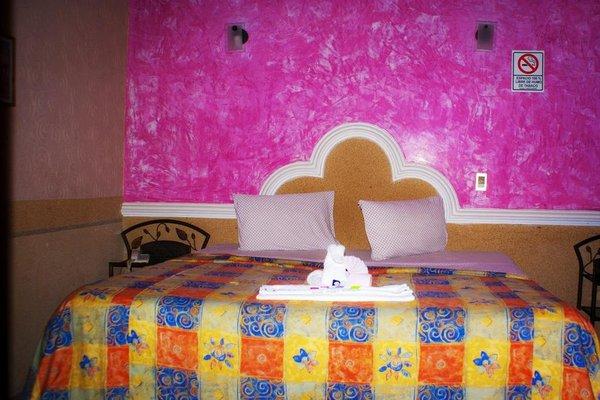 Hotel Condesa Americana Puebla - фото 6