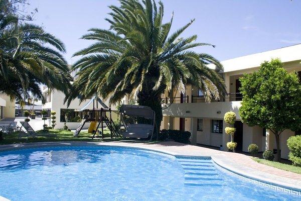 Hotel Panamerican - фото 20