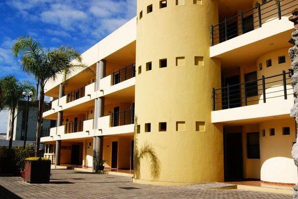 Hotel Panamerican - фото 23