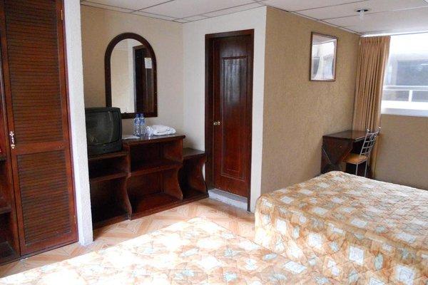 Hotel Plaza el Dorado - фото 1