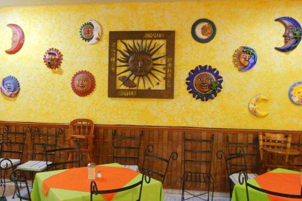 Hotel Plaza el Dorado - фото 14
