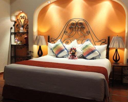 Hotel Boutique Parador San Miguel Oaxaca - фото 2