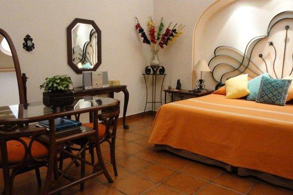 Hotel Boutique Parador San Miguel Oaxaca - фото 3