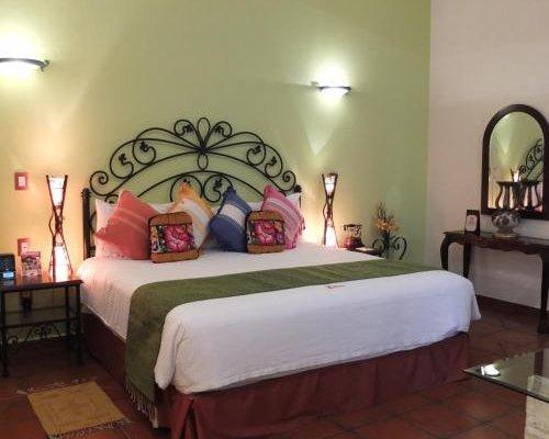 Hotel Boutique Parador San Miguel Oaxaca - фото 5