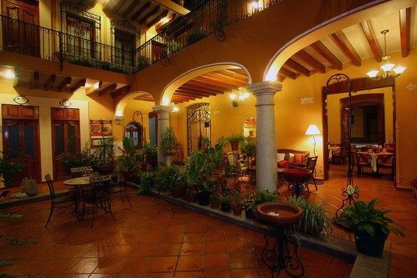 Hotel Boutique Parador San Miguel Oaxaca - фото 7