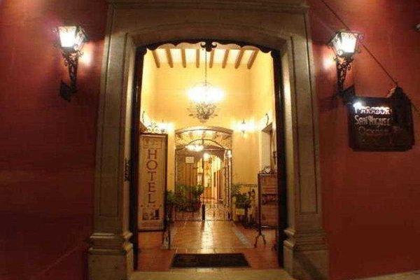 Hotel Boutique Parador San Miguel Oaxaca - фото 8