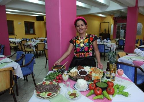 Hotel Oaxaca Dorado - фото 10