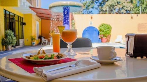 Hotel Oaxaca Dorado - фото 14