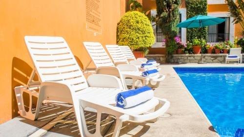 Hotel Oaxaca Dorado - фото 16