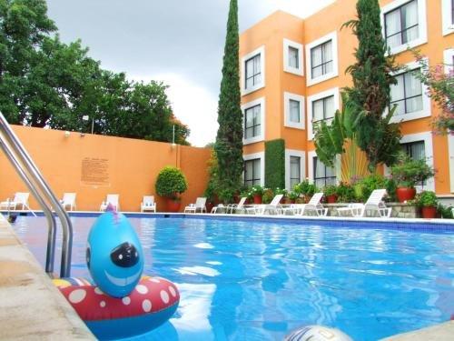 Hotel Oaxaca Dorado - фото 18