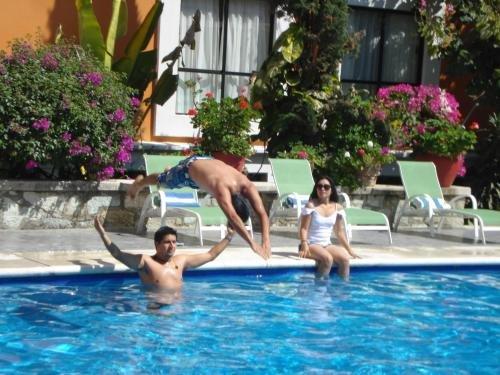 Hotel Oaxaca Dorado - фото 19