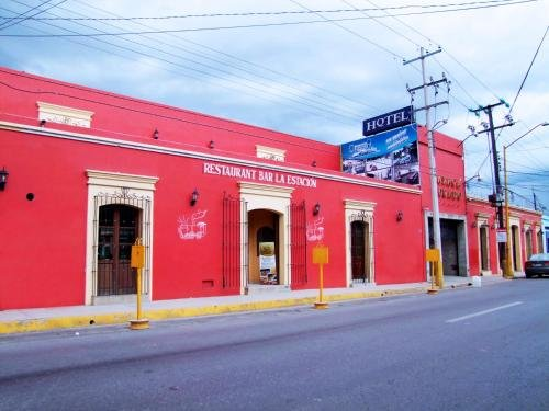 Hotel Oaxaca Dorado - фото 21