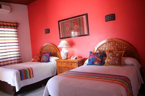 Hotel Anua Oaxaca - фото 1
