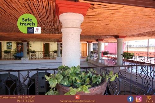 Hotel Anua Oaxaca - фото 13
