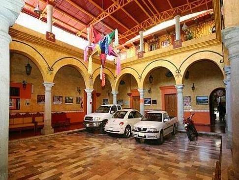 Hotel Anua Oaxaca - фото 15