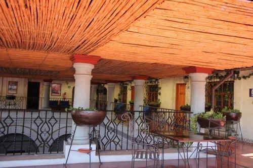 Hotel Anua Oaxaca - фото 18