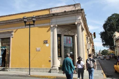 Hotel Anua Oaxaca - фото 21