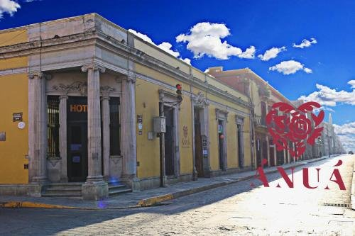 Hotel Anua Oaxaca - фото 22