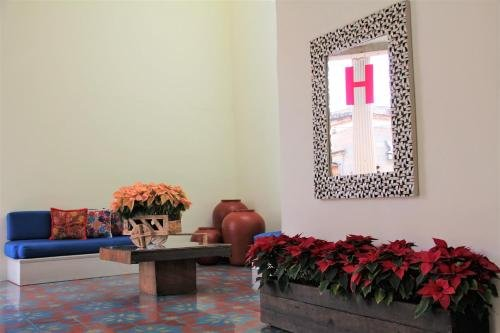 Hotel Anua Oaxaca - фото 7
