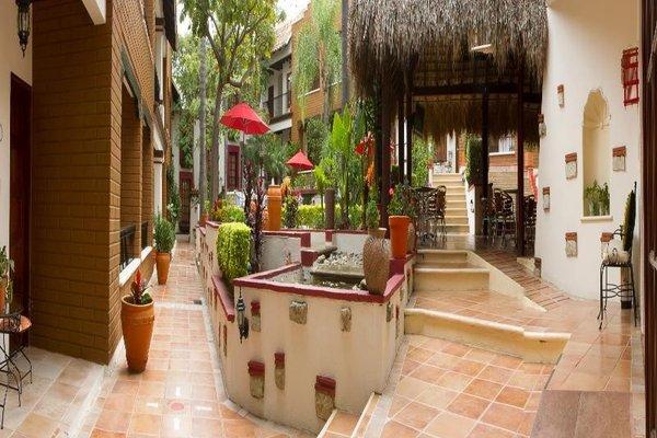 Hotel La Casa de Adobe - фото 19