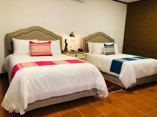 Hotel La Casa de Adobe - фото 2