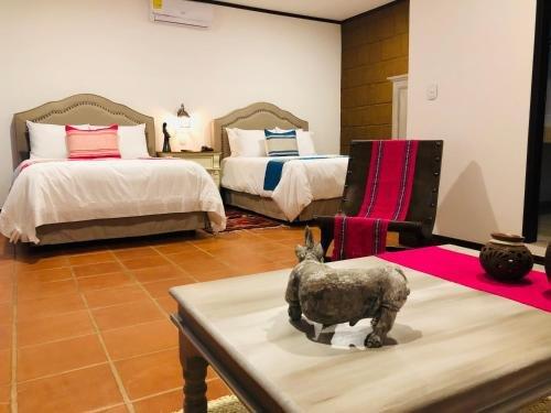 Hotel La Casa de Adobe - фото 3