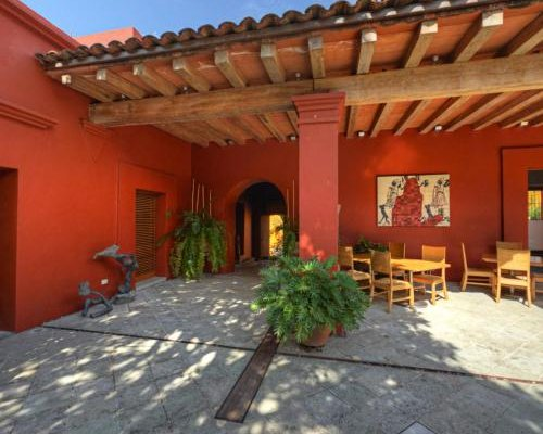 Hotel La Casona de Tita - фото 21