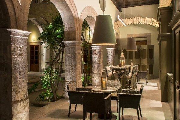 Hotel Boutique Casa Grande - фото 20