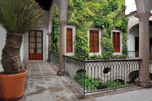 Hotel Boutique Casa Grande - фото 21