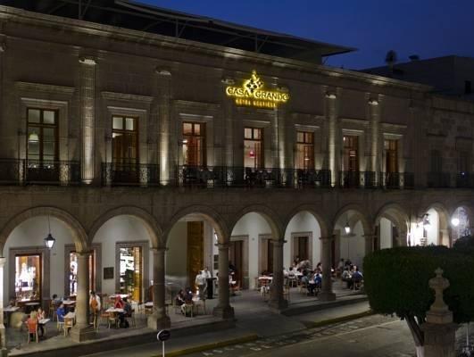 Hotel Boutique Casa Grande - фото 23